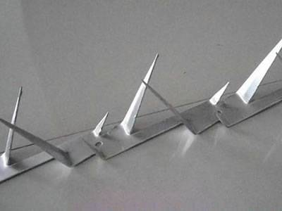 Wall Spikes is a Type Razor Wire Used as Wall Security Spike