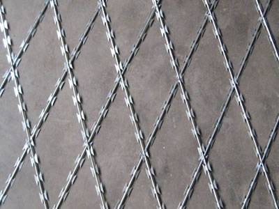 Welded Razor Wire Mesh Benefits and Application as Security