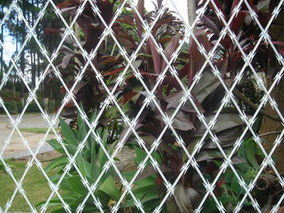 Razor Wire Welded Straight Flat Concertina Or Spiral